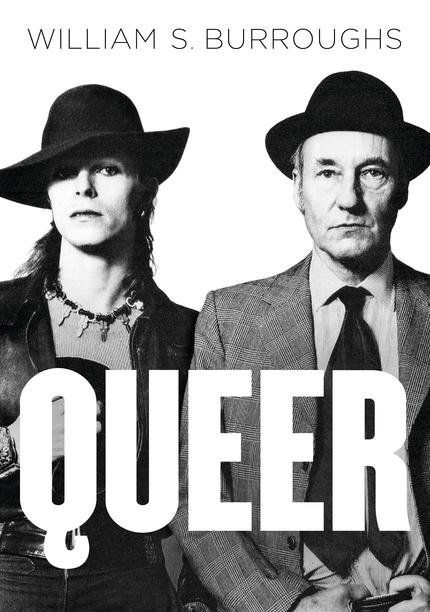 William S. Burroughs Queer