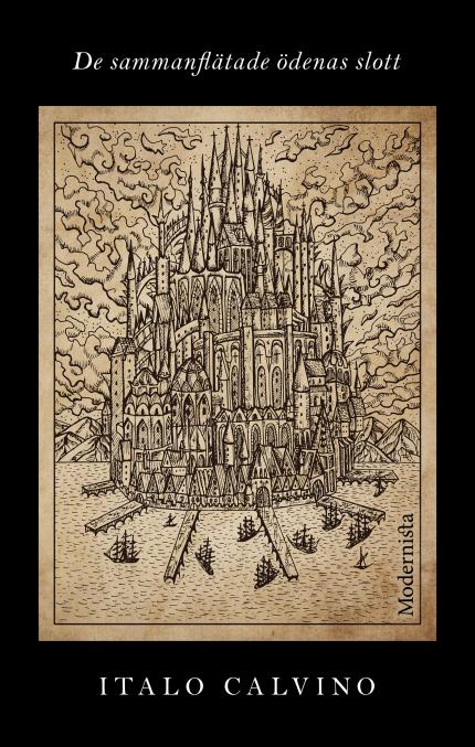 De sammanflätade ödenas slott