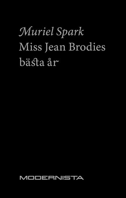 Miss Jean Brodies bästa år