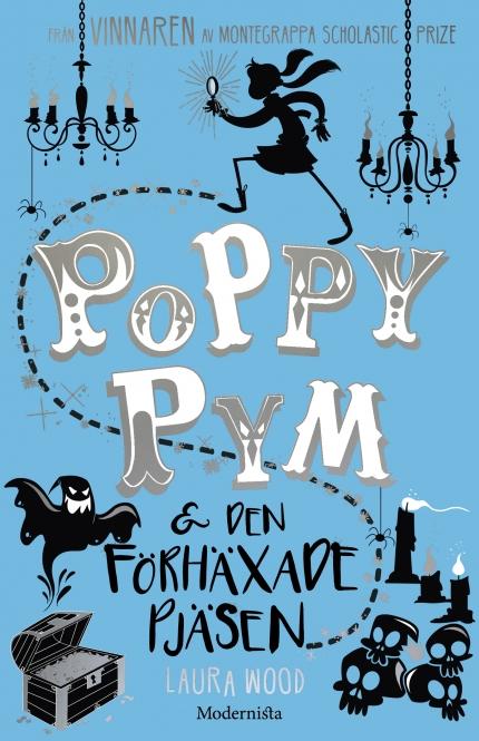 Poppy Pym & den förhäxade pjäsen