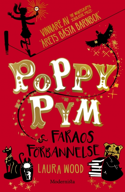 Poppy Pym & Faraos förbannelse
