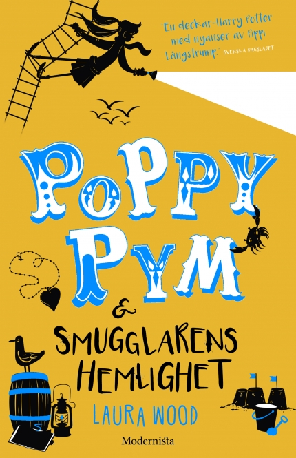 Poppy Pym & smugglarens hemlighet